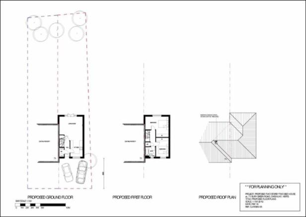 Proposed Planning