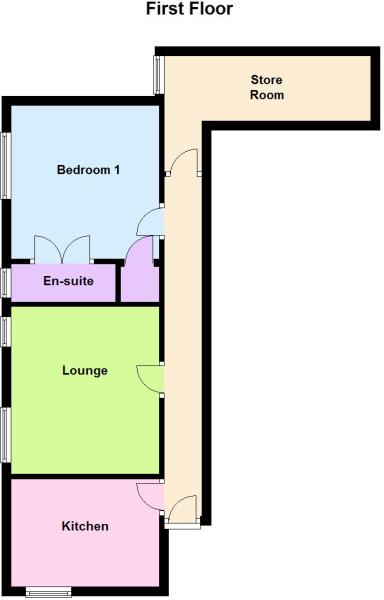 3A Ashcombe Court