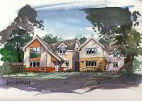4 bedroom new house in Melville Street, Sandown