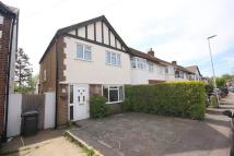 Habgood Road End of Terrace house to rent
