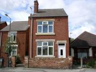 Detached house in Albert Street, Leabrooks...