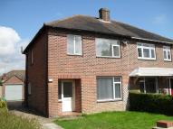 3 bed semi detached home in Southwick Road, Denmead...