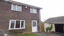 semi detached house in Church View Road, Probus...