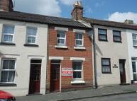 Terraced house in Hamilton Street, Harwich...