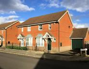 2 bed semi detached home to rent in Fairford Leys
