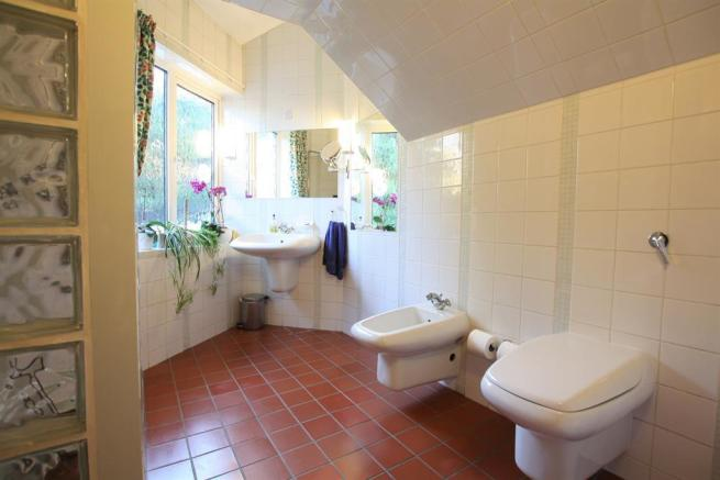 Cloakroom / Shower Room