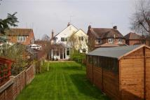 2 bedroom semi detached property for sale in Newton Road, Geddington...