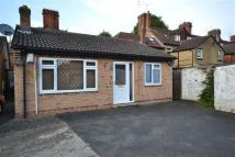 St Pauls Court Detached Bungalow for sale