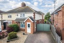 Northampton Road semi detached property for sale