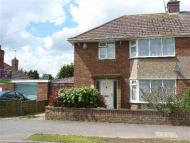 3 bed semi detached house in Gotch Road...