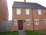 2 bed semi detached home in Nethertown Way, Kettering
