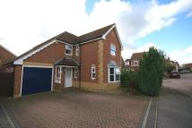 4 bedroom Detached house for sale in Melford Drive, Allington...