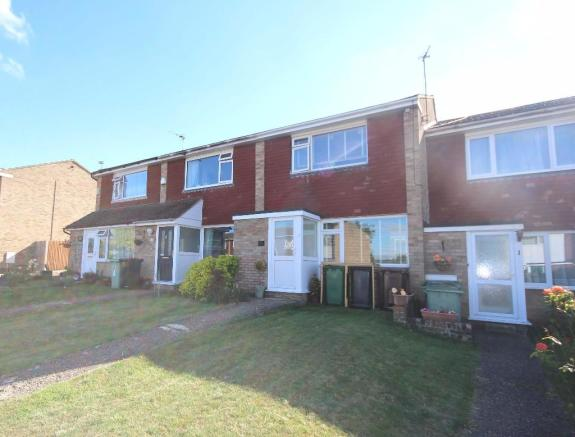 2 Bedroom Terraced House For Sale In Kilndown Close Allington Maidstone Ke