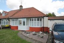 Bungalow to rent in Earls Hall Avenue...