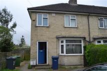 End of Terrace property to rent in Marmora Road, Cambridge