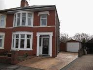 3 bed semi detached property for sale in St Gowan Avenue, Heath...