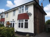 3 bed semi detached house in Groveland Road...