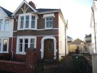 3 bedroom semi detached property for sale in Cromwell Road, Cardiff