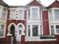 3 bed Terraced home in Llanishen Street, Heath