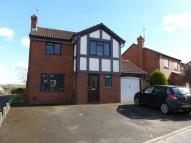 4 bed Detached home in The Seekings...
