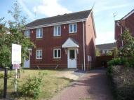 2 bed semi detached home to rent in Jack Cade Way, Warwick