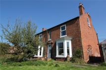 Detached home in Retford, Nottinghamshire