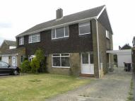 semi detached house to rent in Lowther Road, DUNSTABLE...