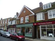 Flat to rent in Swan Street, Petersfield