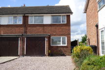 3 bedroom semi detached property in Ferrers Road, Yoxall.