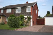 3 bedroom semi detached house in Lightwood Road, Yoxall