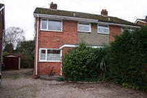 3 bedroom semi detached house in Arden Road...