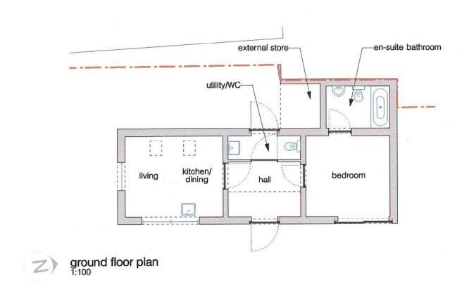 Architects floor ...