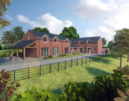 new house for sale in Colton, Staffordshire
