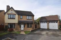 4 bedroom Detached house in Thorne Close, Verwood