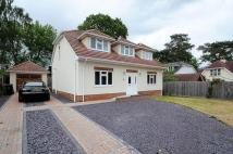 4 bed Detached house in Heathlands Avenue...