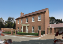 Detached home for sale in Coopers Lane, Verwood