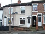 Terraced property in Brookhill Street...