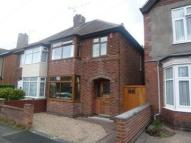 3 bed semi detached house to rent in Shaftesbury Avenue...