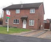 2 bed semi detached property to rent in Kingsdale Close...