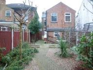 Main Street semi detached property to rent