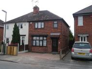2 bed semi detached property in Dorothy Avenue...