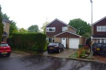 3 bedroom house in Swallow Close...