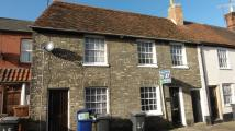 2 bedroom Terraced house to rent in Bury St. Edmunds