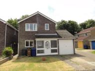 Detached home in Woodside Close...
