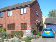 semi detached property to rent in Darcy Close...