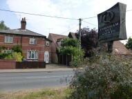 semi detached house in Fornham All Saints