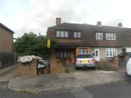 End of Terrace property for sale in Bellevue Road, ROMFORD...