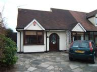 Semi-Detached Bungalow to rent in Lodge Lane, Collier Row...