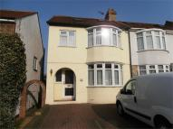 4 bedroom semi detached property in Marshalls Drive, Romford