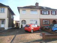 semi detached house for sale in Sheila Road, ROMFORD...